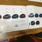 2016年11月販売開始のマイナーチェンジするデミオ XD Touring  6MTを予約しました。マイナーチェンジについても少し報告