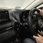夫にデミオXDTouringを高速道路で運転してもらいました