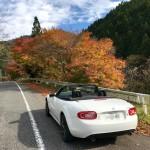 夫は久しぶりに香嵐渓へドライブへ行き、妻(私)に小言を言われないように完璧にした話
