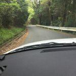 GWに青山高原へロードスターでドライブ2017(少しだけ夫のロードスターを運転する)