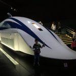 夫と息子、ロードスターでリニア・鉄道館へ行き(ロードスターの写真なし)私と娘はデミオで名古屋へ行く